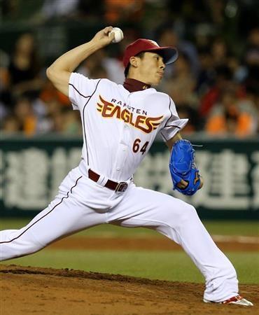 Hiroyuki Fukuyama (Tohoku Rakuten Golden Eagles)