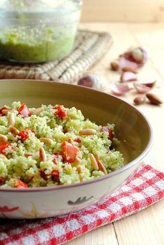 insalata di cous cous freddo