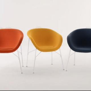 Euphoria chairs by Eumenes