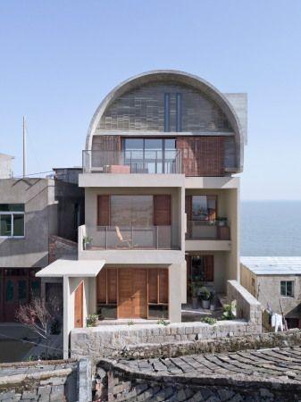 Kapelle Unterm Dach   Vector Architects Bauen Wohnhaus In China Um