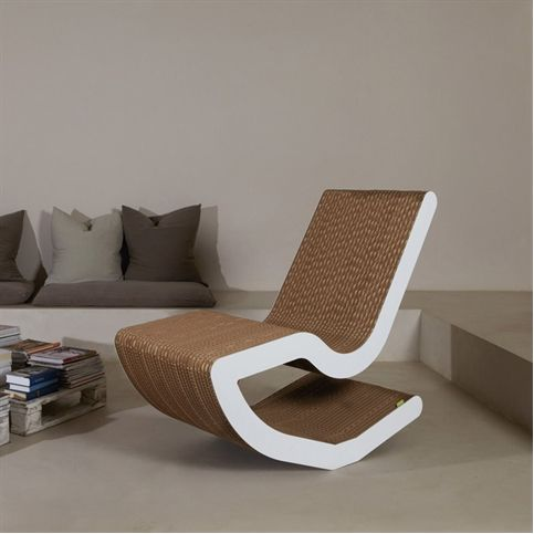 PENNIKA chaise lounge in cartone tridimensionale by KUBEDESIGN http://www.designinvaders.it/pennika-chaise-lounge-in-cartone-tridimensionale-9282.aspx
