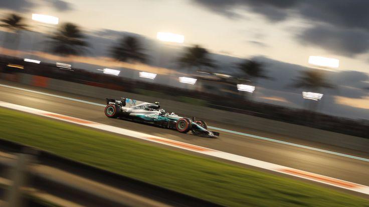 Formel 1 in Abu Dhabi - Bottas ist der Final-GeFINNEr