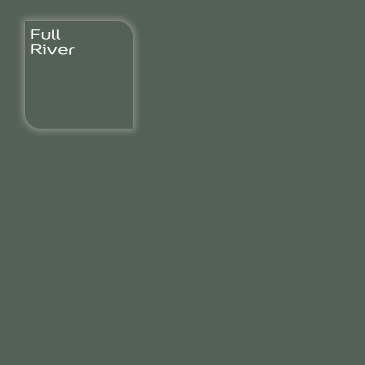 Pure by Flexa Colour Lab® kleur: Full River. Verkrijgbaar in verfspeciaalzaken.