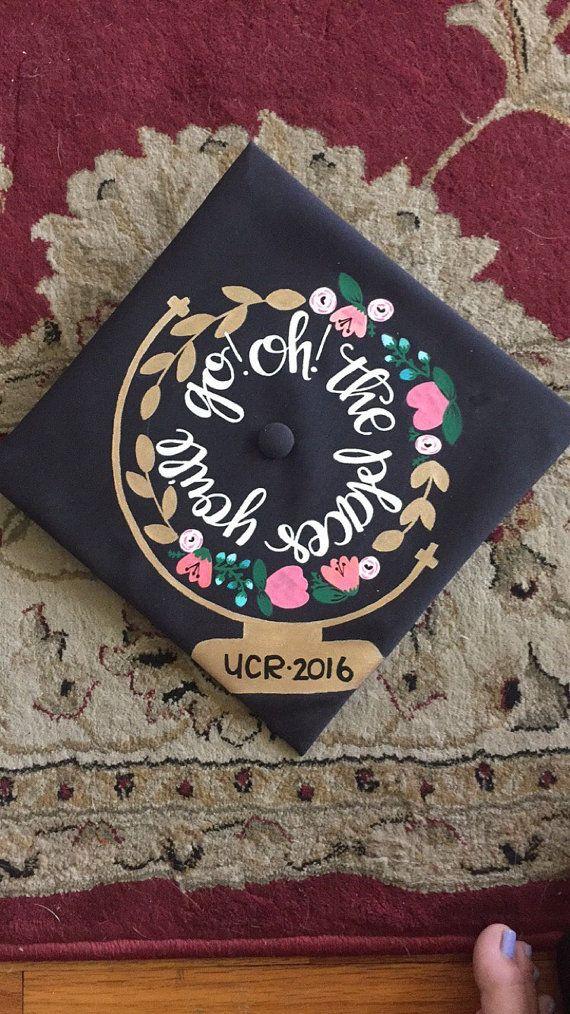 Grad Caps by Coffeywrite on Etsy