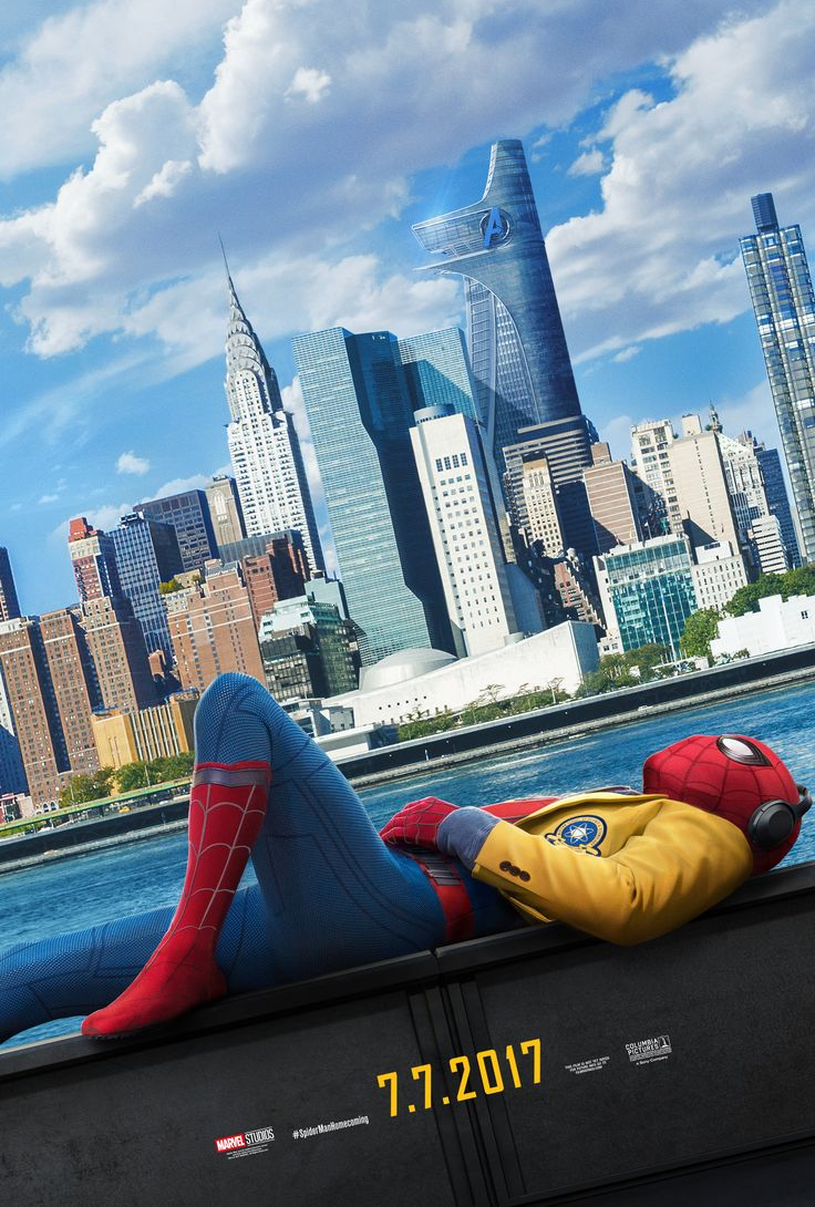 Tony Stark Shows Peter Parker The Ropes In A New Photo From SPIDER-MAN: HOMECOMING