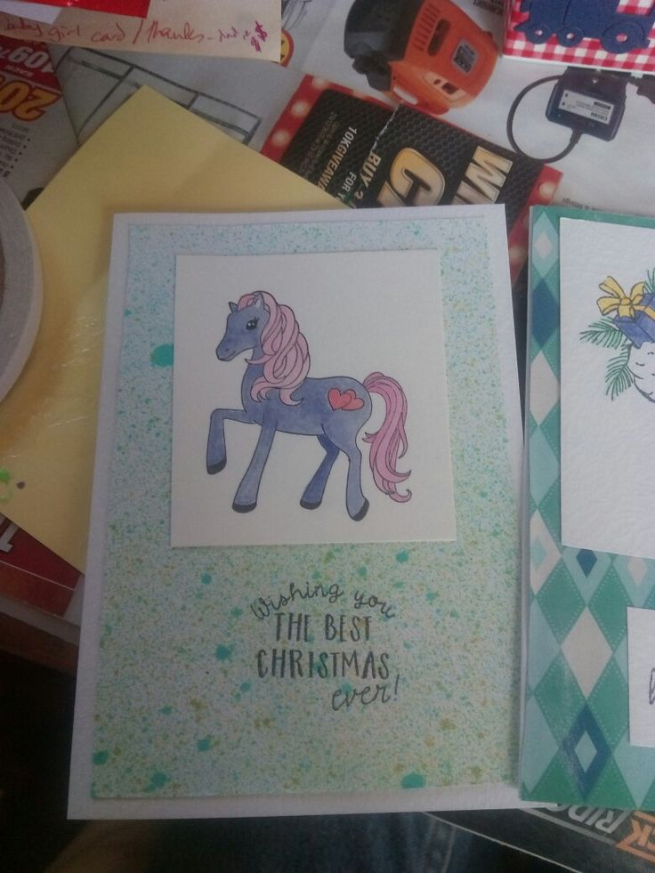 My lil pony for daughter