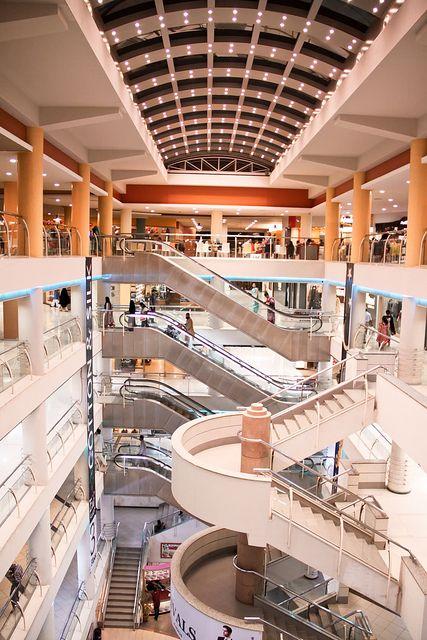 Dolmen Mall, Karachi, Pakistan ..