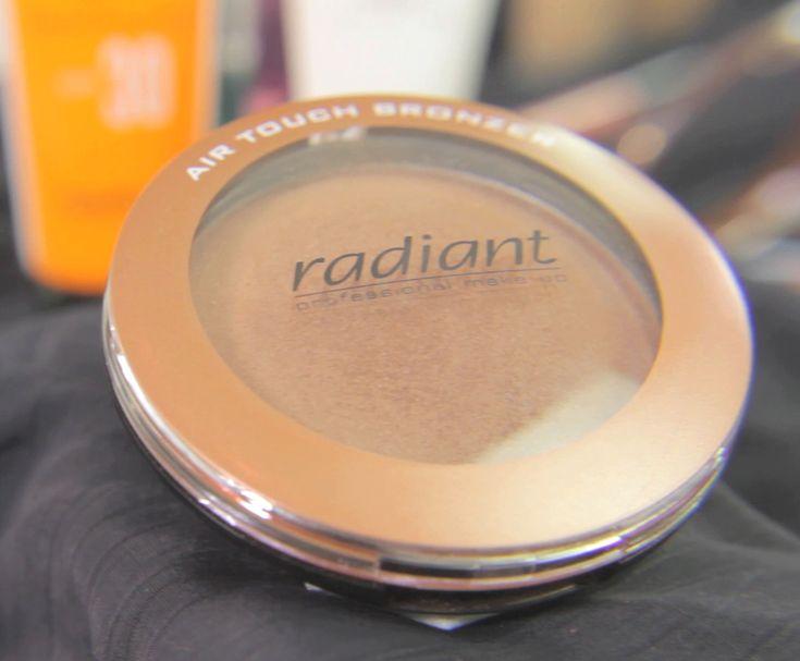Διαγωνισμός JOY: 5 τυχερές κερδίζουν το Air Touch Bronzer No6 της Radiant Professional Make Up