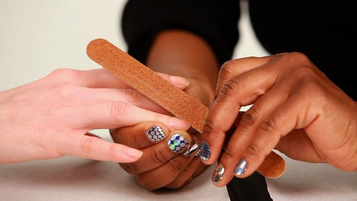 How to Cut & Shape Nails - http://www.specialdaysgift.com/how-to-cut-shape-nails/