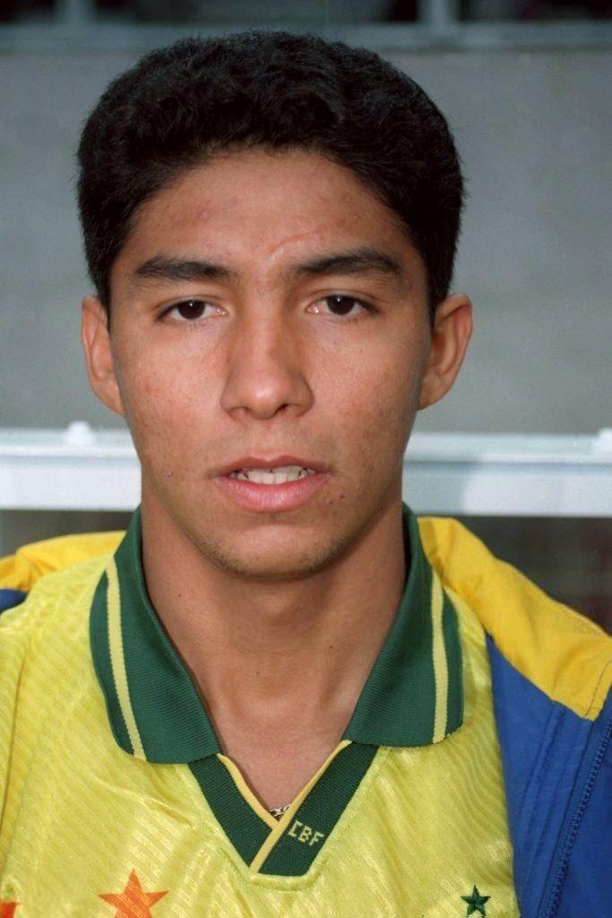 Mario Jardel Almeida Ribeiro Selecao Brasileira De Futebol