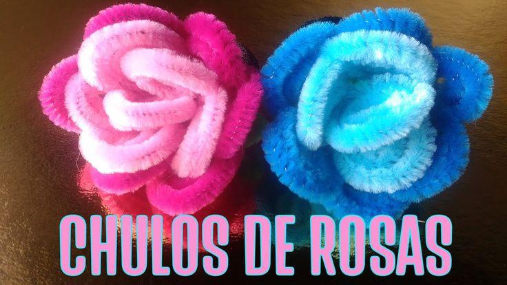 https://www.youtube.com/watch?v=vCHDFDD-91w  Ligas para que decores tu cabellito con rosas, lo mejor es que están hechas de limpiapipas :O