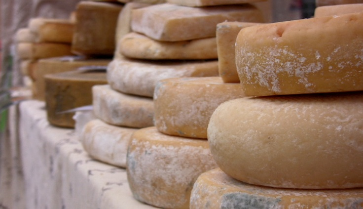 #Masters of Food & Wine - Park #Hyatt #Milano, January 2013 #cheese