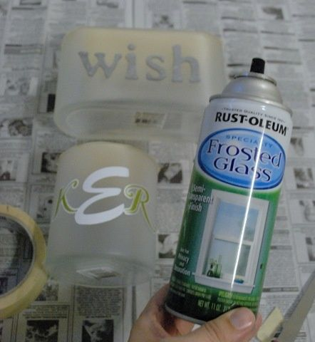 frosted glass spray paint so-crafty