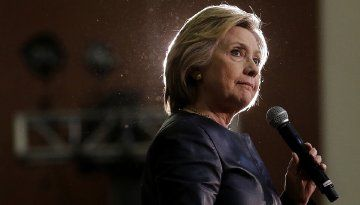 Parents of two Americans who were killed in the 2012 terror attack in Benghazi filed a lawsuit against Hillary Clinton Monday. (AP Photo/Jeff Chiu)