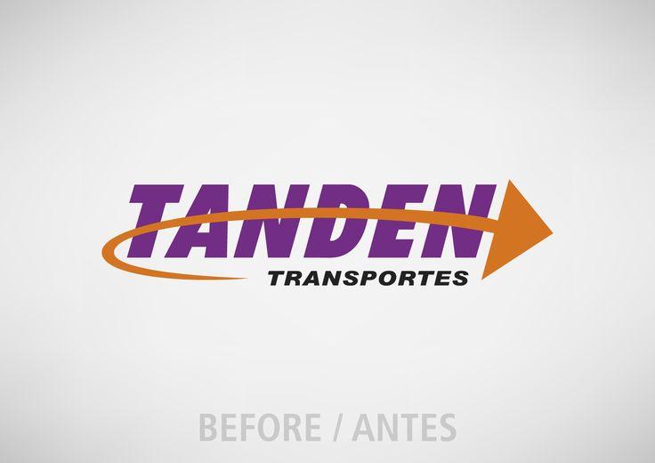 Rediseño de marca Tanden