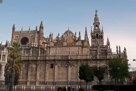 Catedral de Sevilla, España