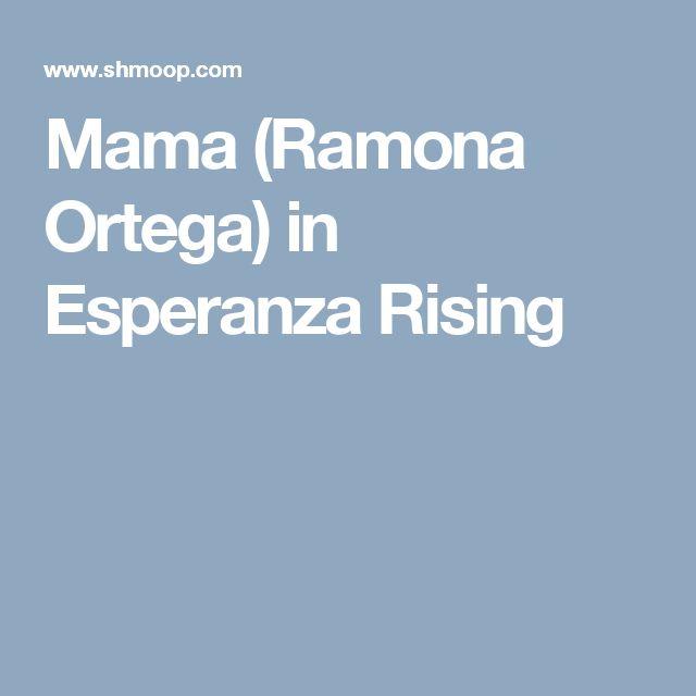 19 best esperanza rising images on pinterest esperanza rising mama ramona ortega in esperanza rising ccuart Gallery