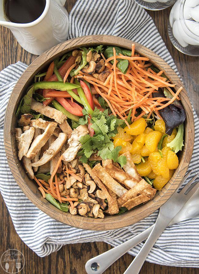 Oriental Chicken Salad - This Amazing Oriental Chicken -9917