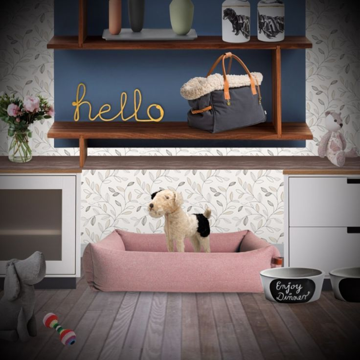 'Hello, little dog #petcorner #dailytask' created in #neybers