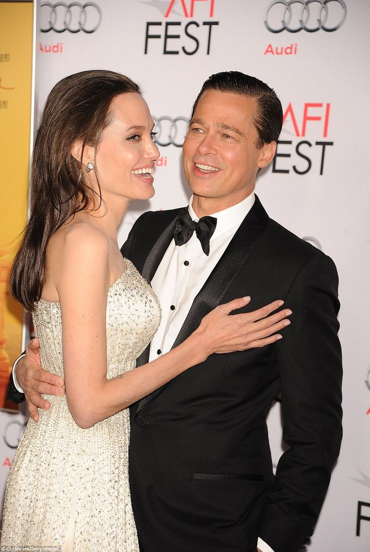 Done: Brad Pitt has reportedly expressed his anger over Angelina Jolie's…