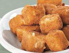 Provolone empanado - Ideal Receitas