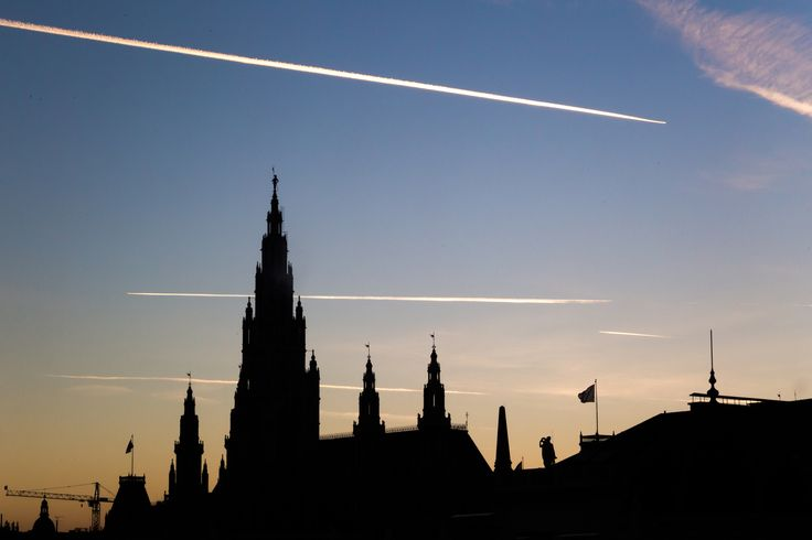 City Hall - Rathaus | Vienna | Austria | December 2015