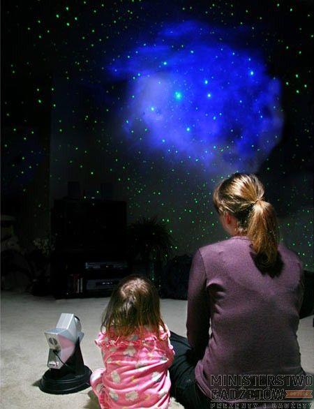 Laserowy Kosmos. Od teraz możesz podziwiać kosmos, bez wychodzenia z domu! Nie musisz czekać na bezchmurne niebo ;)