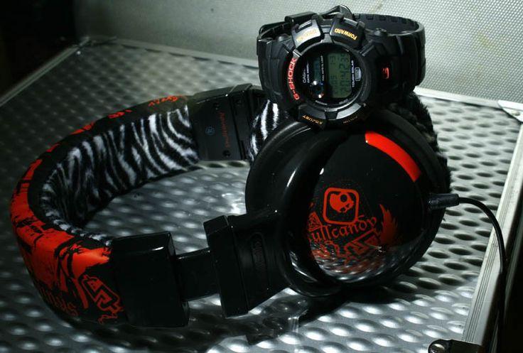 Skullcandy x G-Shock DW-6900 Collaboration   mygshock.com