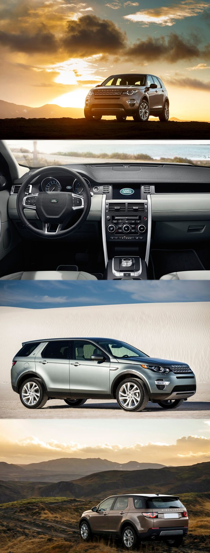 Land rover discovery sports gearbox emits high performance and speedy sprints