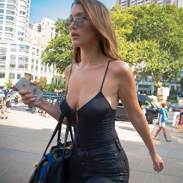 I love Bella Hadid's style This look kills me.  Want want want! :)