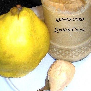 Quitten-Curd Rezept   Küchengötter