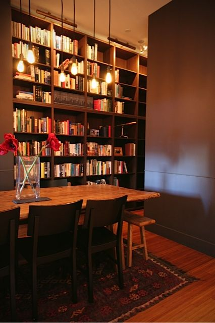 36 best images about dining room home library on for Library wall colors
