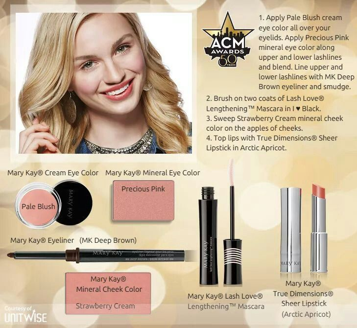 #AMC Awards #MaryKay order this look today at www.marykay.com/afranks830 or email me at afranks830@marykay.com