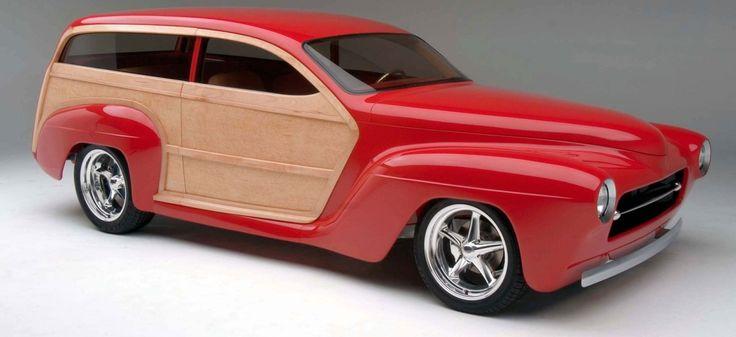 Boyd Coddington Cars Gallery | Boyd Coddington Built Wagon