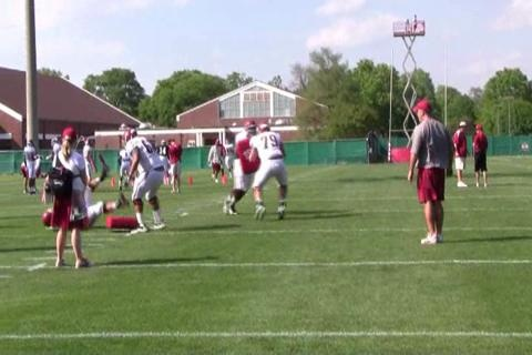 Alabama spring football, Week 3: Wednesday practice report...