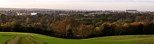 view of welwyn garden city 2