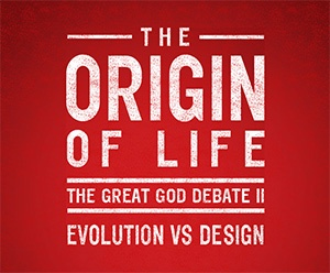 Origin of Life Debate Live Stream Link: Michael Ruse PhD vs. Fazale Rana PhD; begins today at 7pm  Pacific - This should be good! Rana has the chops to win, but is such a nice guy that I'm not sure he can go for the jugular. We'll see:     http://watch.biola.edu/origin-of-life-debate-live#_=_