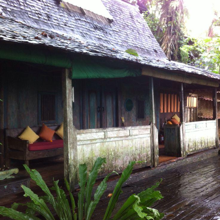 Jawa lama house in banjar baung, sayan #iPhone #NoFilter
