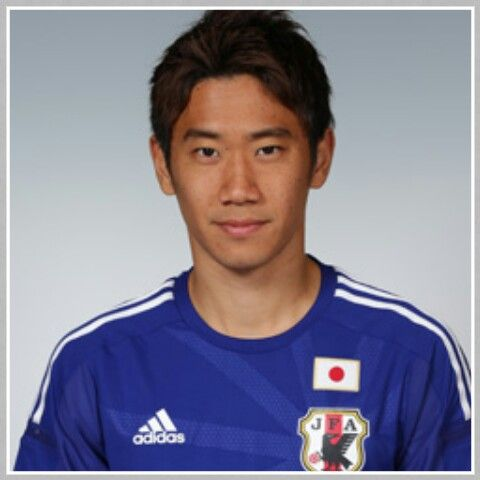 Shinji Kagawa ~ Samurai blue ~