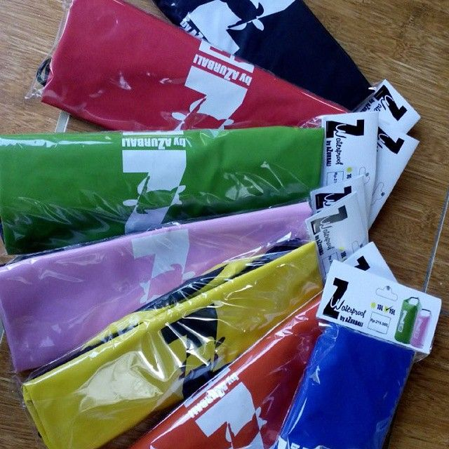 #azurbali #waterproof #drybags new packing