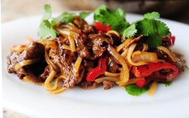 Beef in Chinese