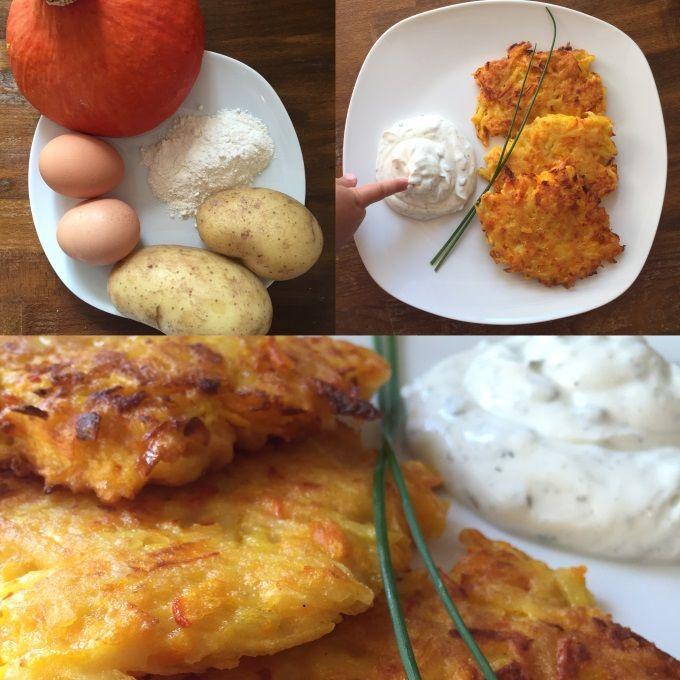 Kürbis-Kartoffel-Rösti Rezept zum Selbermachen - Familienrezepte zum Selberkochen und Backen.