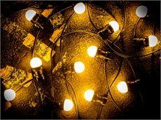 10m Festoon Lights -outdoor-cravehome