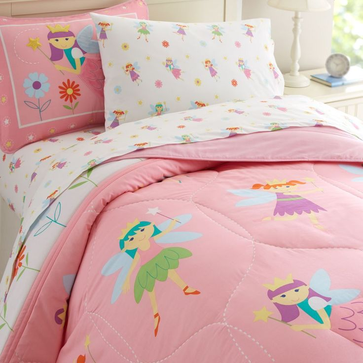 Olive Kids Fairy Princess Full Comforter set - Holiday Gift Guide | Celeb Baby Laundry
