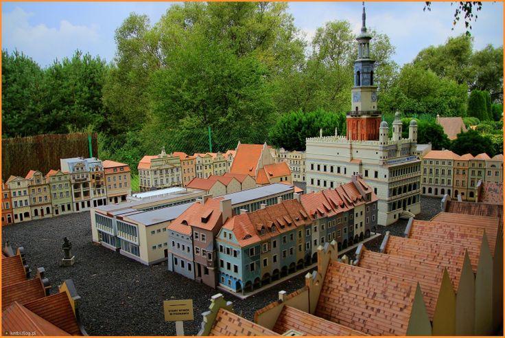 Miniature Park in Pobiedziska