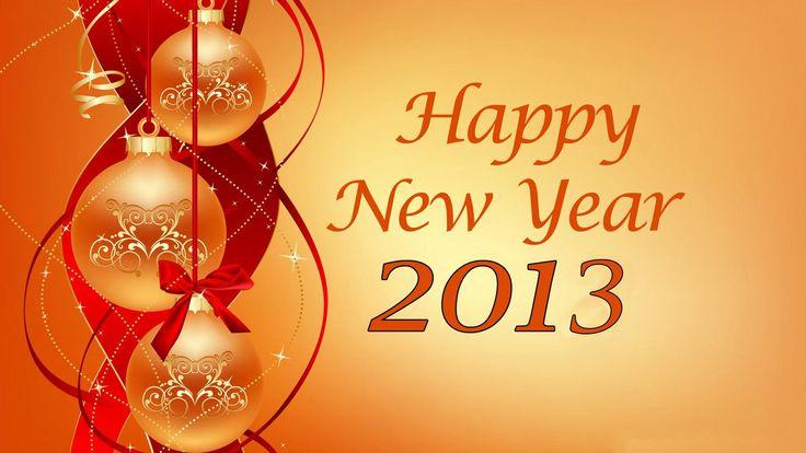 Sa aveti un an 2013 plin de realizari, bucurie si aventura!