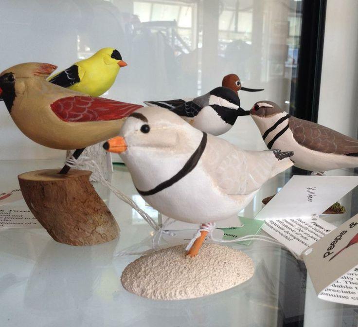 Kevin Dunn - bird carver