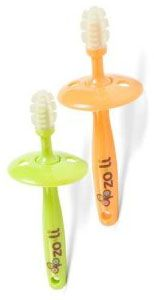 Teething baby gum massagers - I have these for Jack. He loves them.