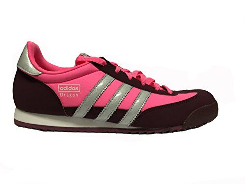 Adidas Originals Womens Dragon SneakersULTPOPLGREYLGTMAR10 -- Click on the image for additional details.