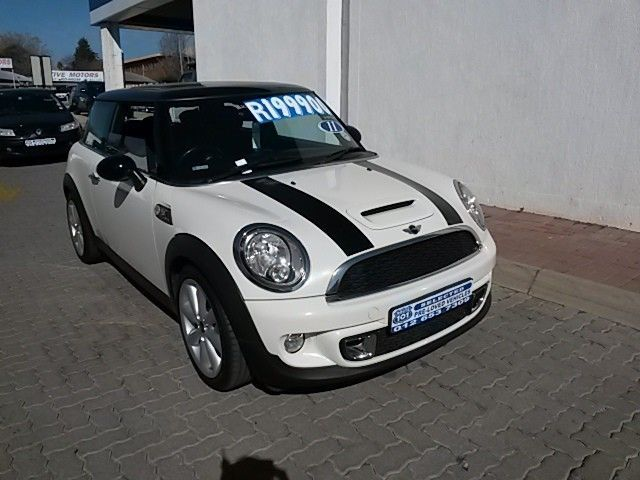 2011 Mini Cooper S Coupe (2 door)R189900,00Finance available with all the major banks, Trade In's Accepted.Contact: Samantha: 072 211 2339 or email samantha@subaru-centurion.co.za for finance application or more information.